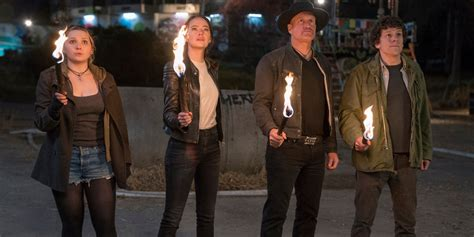 The Zombieland: Double Tap Official Trailer & Poster Are Here!