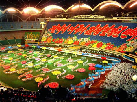 The Largest Sports Stadium In The World Is In North Korea
