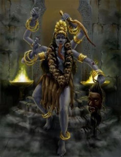 Kali: The Dark Mother of the Left-Hand Path | The Sect of