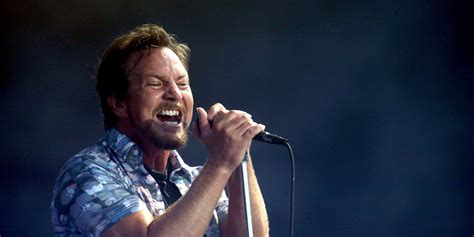 Eddie Vedder Responds To Outrage Over Comments That Were