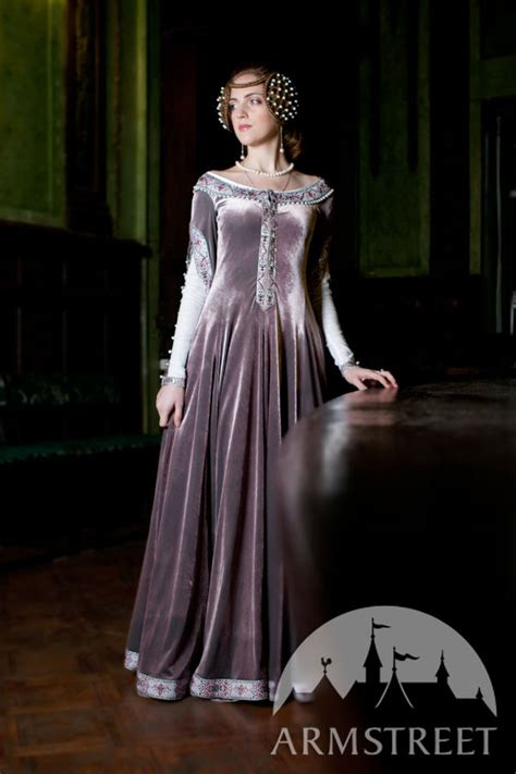 Medieval Noble Dress Lady Rowena for sale