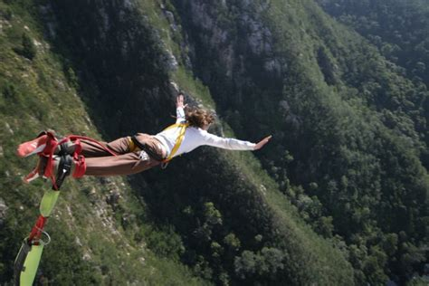 Bungee Jumping in South Africa | Bungy Trips | Bloukrans