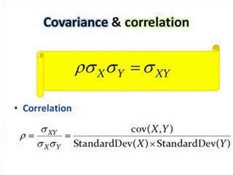 FRM: Correlation & Covariance - YouTube