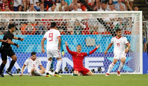 Portugal Fights Off Iran to Advance in World Cup - The New