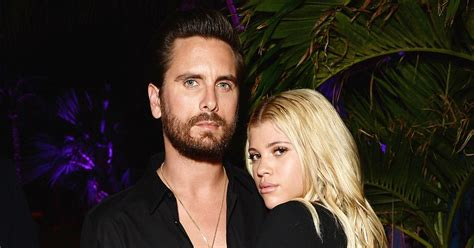 Scott Disick Shares Video of Sofia Richie Dancing in Her