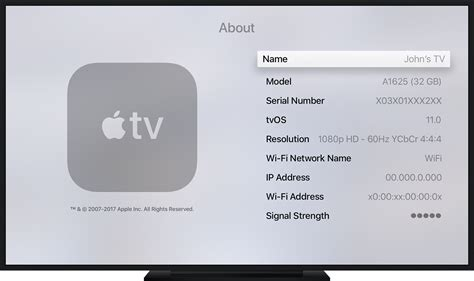 Identify your Apple TV model - Apple Support