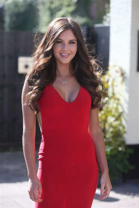 Shelby Tribble on the Set of The Only Way is Essex in