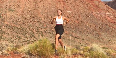 Cassie De Pecol Visits Every Country Record - Running