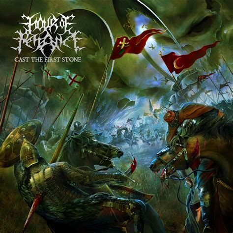 Hour of Penance - Cast The First Stone Review | Angry