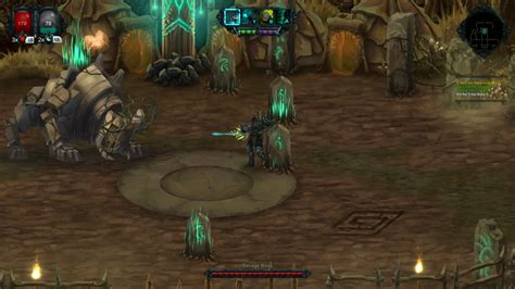 Moonfall | Side-scrolling 2D action RPG game