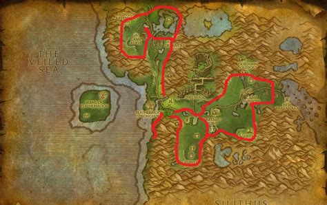 Best Place To Farm Iron Ore ~ WoW Farming - Guides