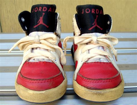 These Baby Air Jordan 6 Carmines Survived 25 Years - Air