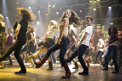 More physical choreography in 'Footloose' remake clashes