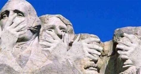 Trump envisioned his face on Mt