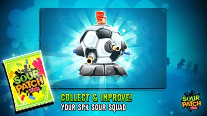 Sour Patch Kids: Candy Defense App Download Free - Tower