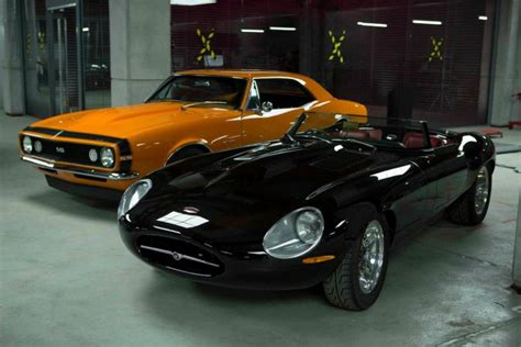 Fast & Furious 6 Cars: A Gallery of Hot Rides from Fast