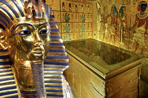 Tutankhamun mystery solved? Egyptian tomb uncovered may