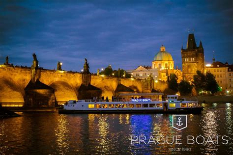 One-hour River Cruise | Prague-Boats