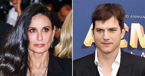 Demi Moore Says Ashton Kutcher Cheated During Their Marriage