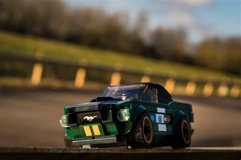 LEGO Speed Champions Adds 1968 Ford Mustang, M-Sport Ford