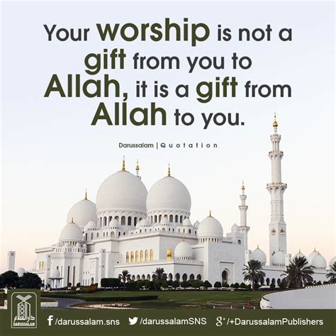Your worship is