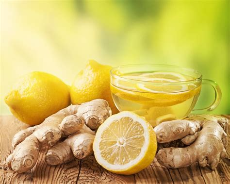 How Ginger Lemon Tea Can Help You Lose Weight – Healthy