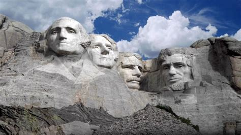 MOUNT RUSHMORE [collapse] 👹 - YouTube
