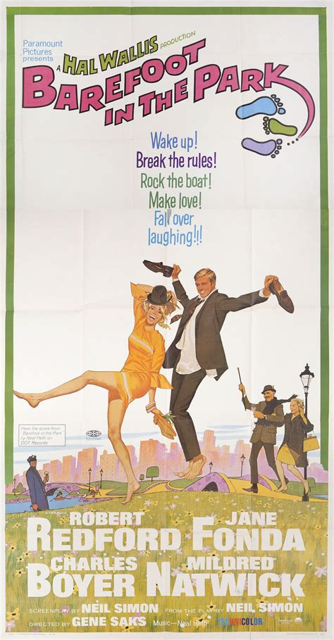 Barefoot in the Park 1967 U