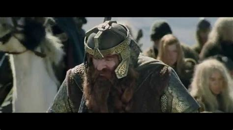 Dwarf Women - The Lord of the Rings: The Two Towers - YouTube