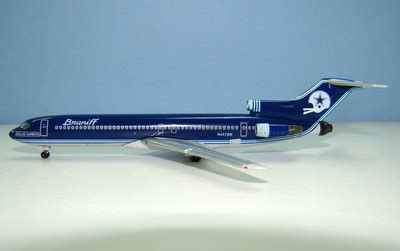 Bad Luck Blues: Braniff's Dallas Cowboys Jet - Yesterday's