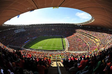 Top 10 largest football stadium (By Capacity)