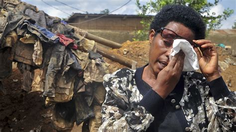 Mass Graves Discovered 24 Years After Rwandan Genocide
