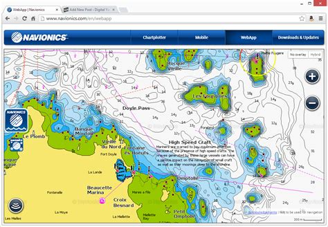 The Best Online Reference Source for Marine Charts