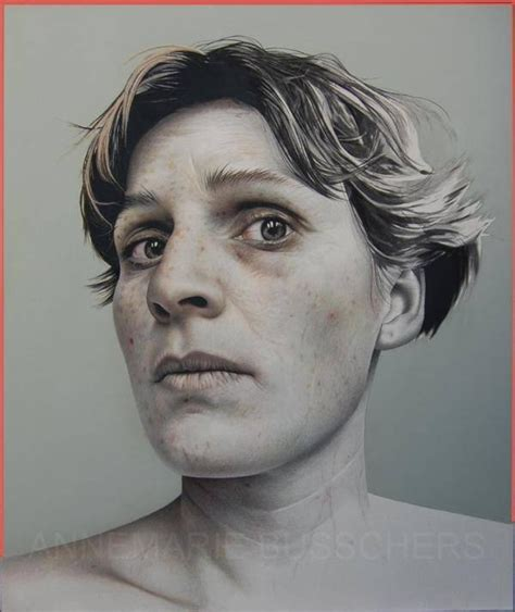 Realistic paintings by Annemarie Busschers | Photography