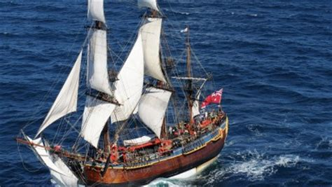 Captain Cook's sunken ship, HMS Endeavour, may have been